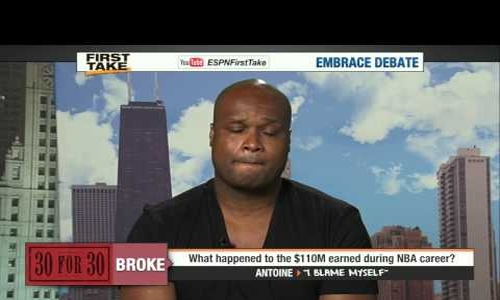 The Investment Approach Antoine Walker Should Have Taken