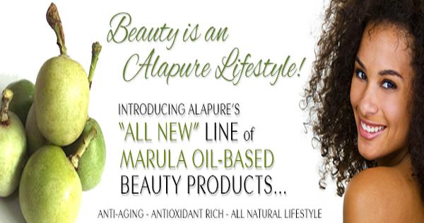 Black Business Alert: Alapure Cosmetics Strengthening Skin With Marula Oil