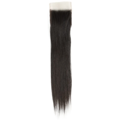 Virgin Remy Straight Lace Closure 4X4