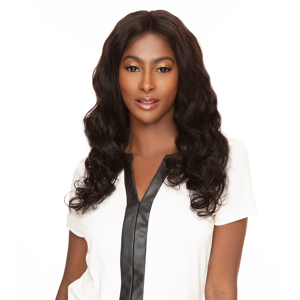 Full Lace Wig Loose Wave-Natural