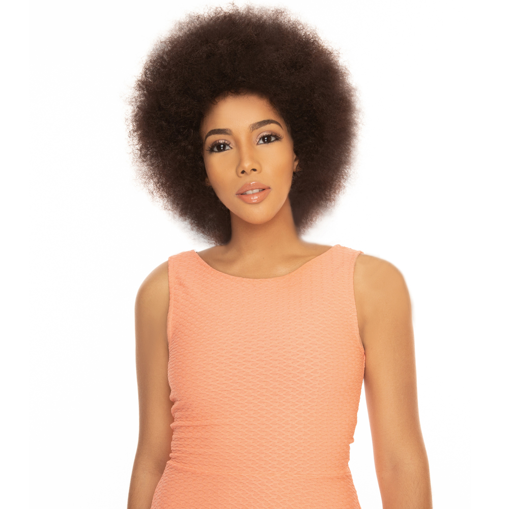 WH AFRO CURL-1B