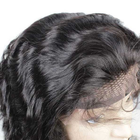 Full Lace Human Wig BodyWave: Pre-Plucked: Boss Price